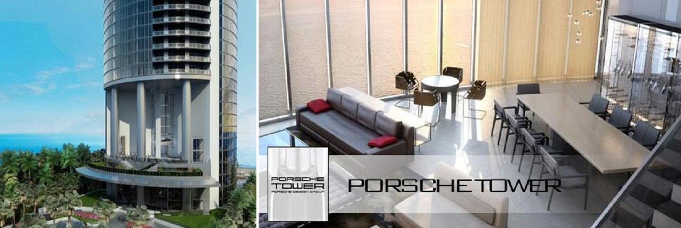 Porsche Design Tower Sunny Isles Beach Florida For Sale