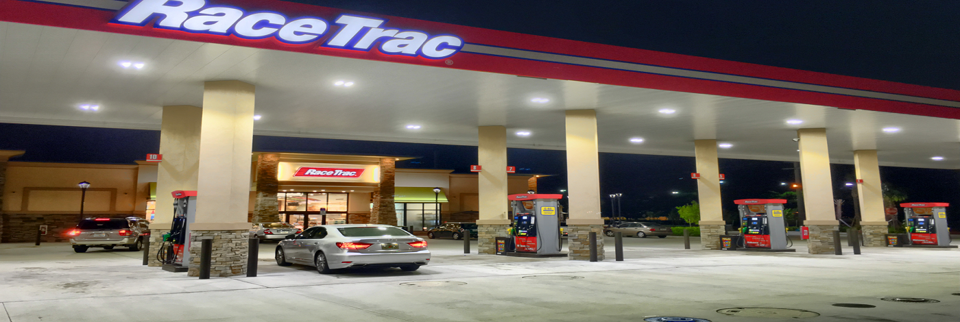 Gas Station Race trac 1400
