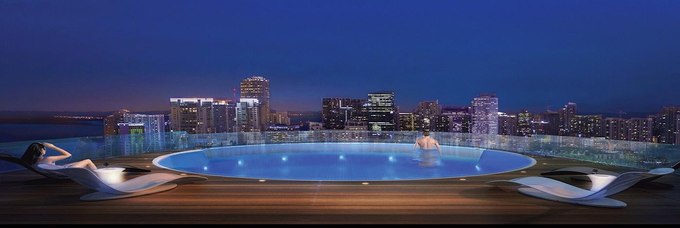 Web Paramount Miami Worldcenter hot tub