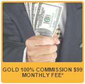 100% COMMISSION TO FLORIDA REALTORS