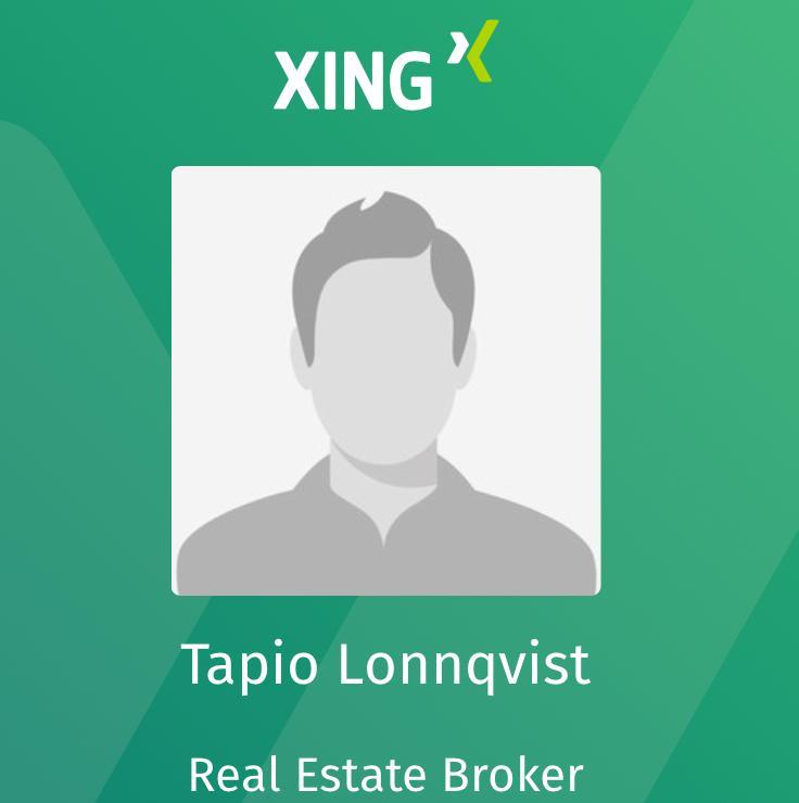 Tapio Lonnqvist Real Estate Broker Associate