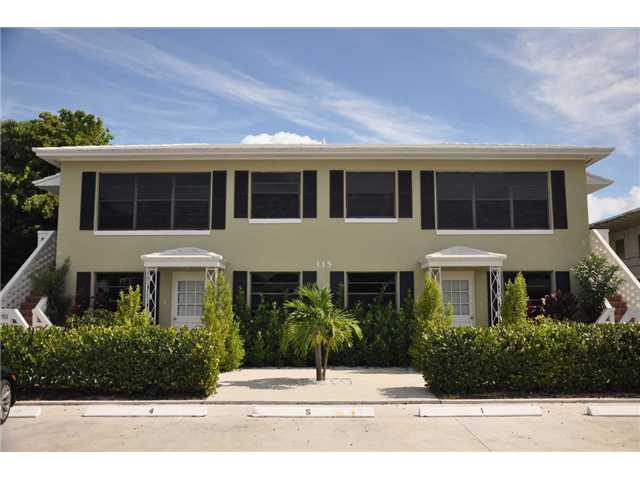 Just Listed Lake Worth FL Multi Family Homes